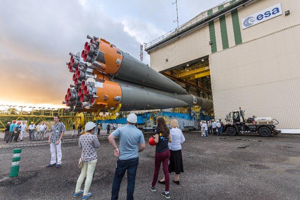 GPS européen: l'Europe s'apprête à expédier deux nouveaux satellites Galileo
