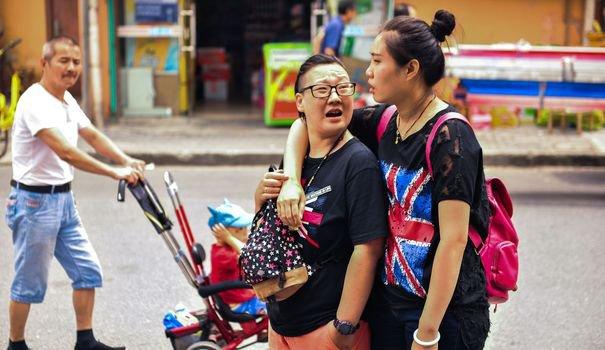 le mariage taïwanais fait rêver les gays