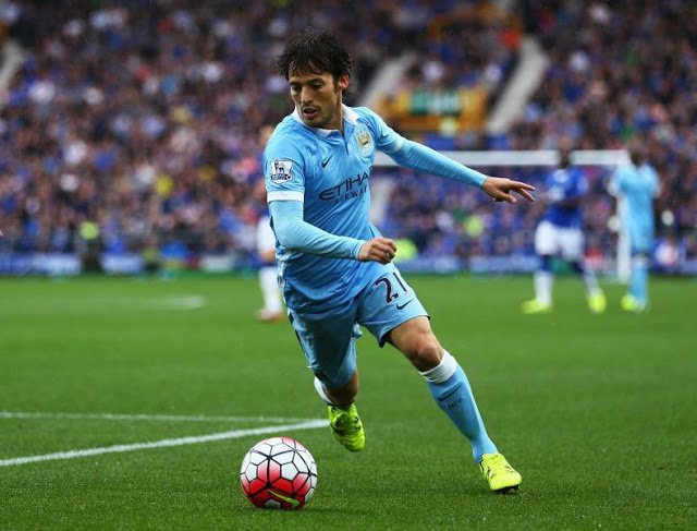 Man City star Silva: I'll retire when we win the Champions League - Daily Soccer News
