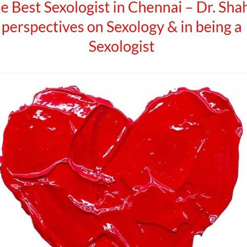 Best Sexologist in Chennai - Dr. Shah's Clinic