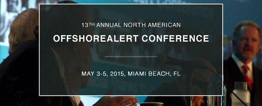 Clients, fournisseurs se réunissent à la OffshoreAlert Conference 2015