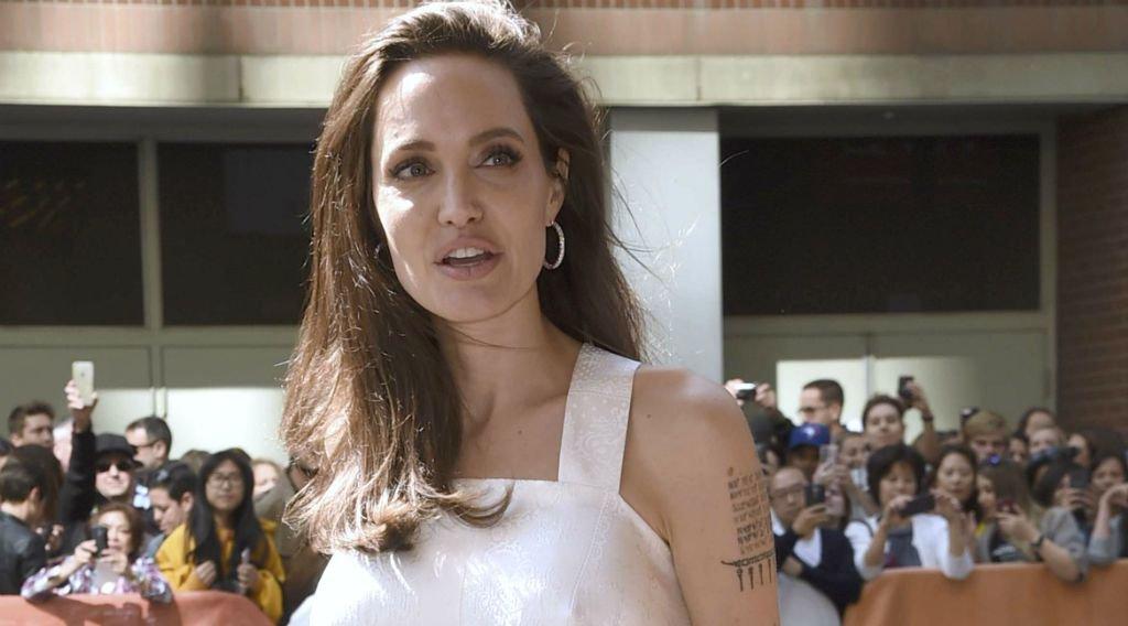 """Angelina Jolie : """"C'est très dur de se retrouver seule"""""""