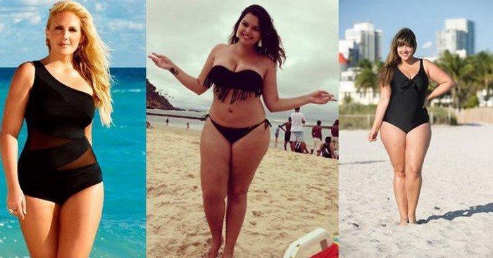 Sexy : voici les femmes les plus canons du monde, en bikini.