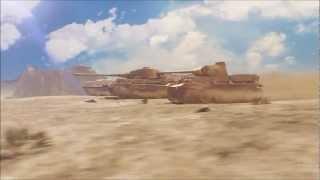 World of Tanks (BELA) belguim army