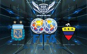 Prediksi Argentina vs Ekuador 1 April 2015 Laga Persahabatan