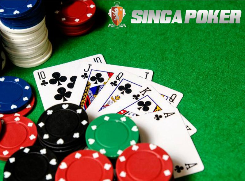 Agen Judi Poker Online Via Smartphone