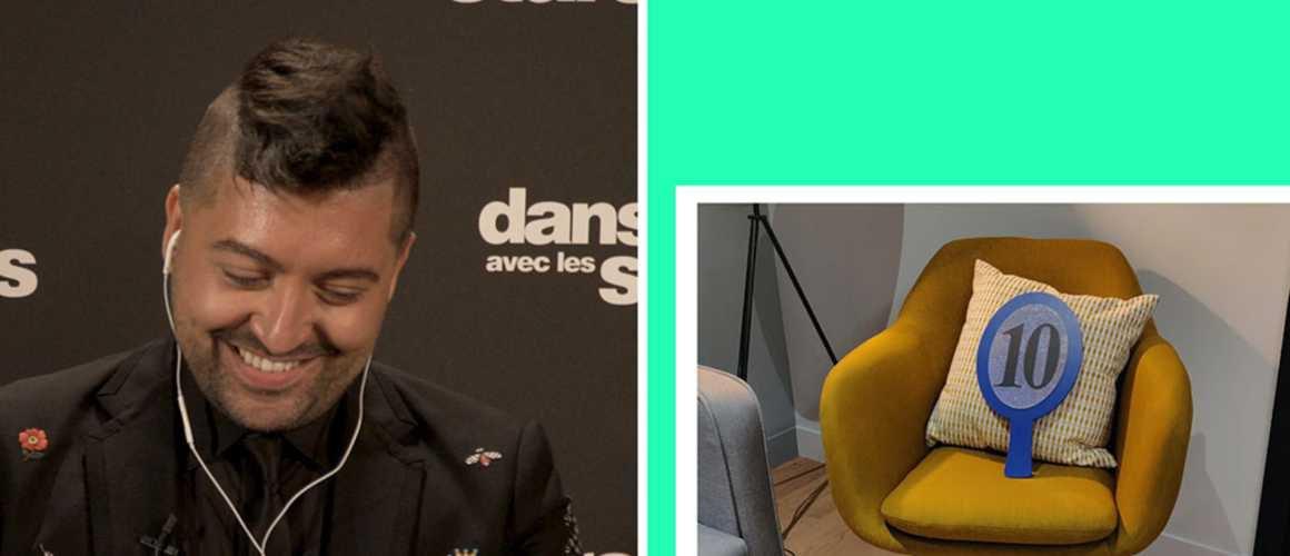 Exclu. Danse avec les stars : clashé par sa pancarte N°10, Chris Marques réagit !