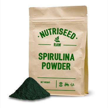 Spirulina Powder, Organic, Vegan & Gluten Free