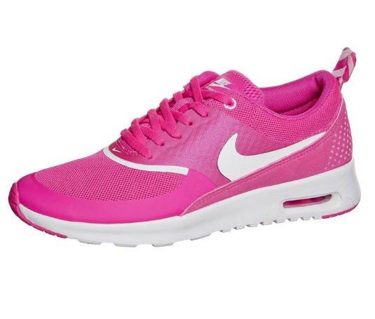 Nike Sportswear Air Max Thea Baskets Basses Rose Zalando