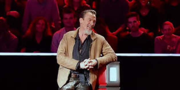 "Florent Pagny quitte ""The Voice"""