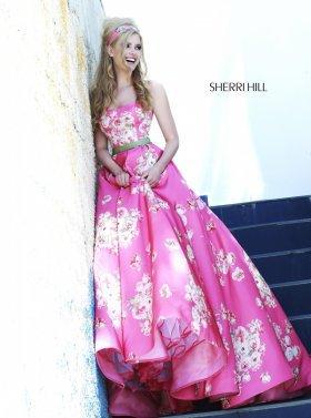 Sherri Hill Prom Dress 2014