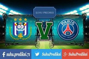Prediksi Bola Anderlecht Vs PSG 19 Oktober 2017