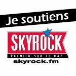 soutient Skyrock