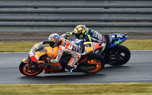 Kebangkitan Pembalap Honda Jadi Ancaman untuk Valentino Rossi Susanto | Berita Olahraga Terkini