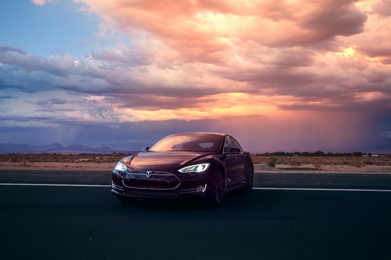 Tesla' sales rise up to 69% from a year ago!