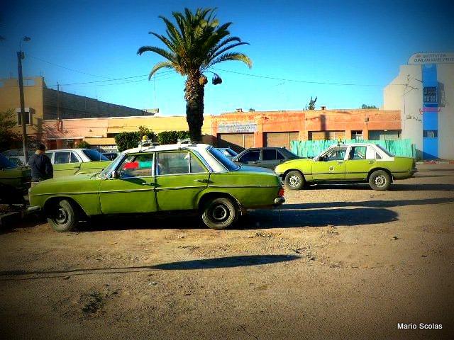 Le gouvernement marocain encourage les taximen à envoyer à la casse les 55.000 Mercedes 240D - Last night in Orient