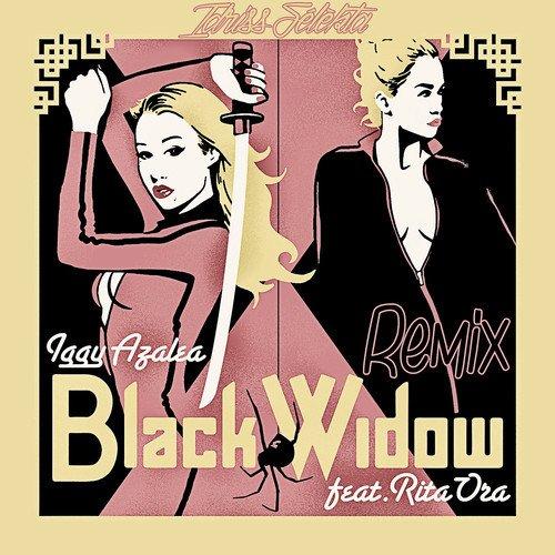 Idriss Sélèkta - Iggy Azalea Feat. Rita Ora - Black Widow - 2014