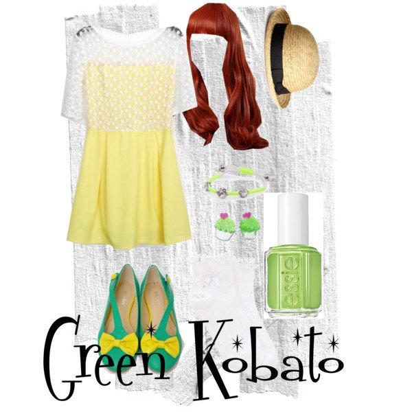 green Kobato