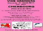 Annonce 'Vide grenier à CHERBOURG le 31 aout 2014'