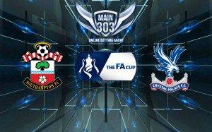 Prediksi Southampton vs Crystal Palace 24 Januari 2015 FA Cup