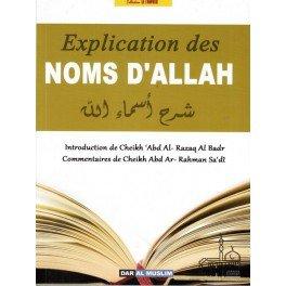 Explication des Noms d'Allah - Maktaba Tawhid