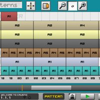 Caustic 3 Music DJ AlMick LAW Android Mobile Application