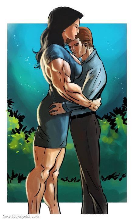 """Qui a déjà entendu de """"Attraction renversée"""" entre homme & femme??"""