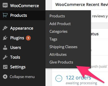 Give Products 1.0.11 Extension For WooCommerce - Get Lot