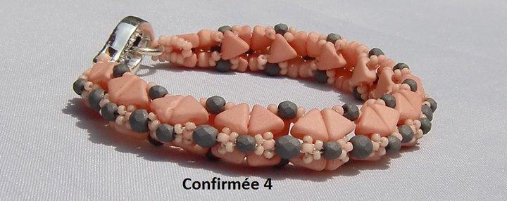 bracelet pour un concours