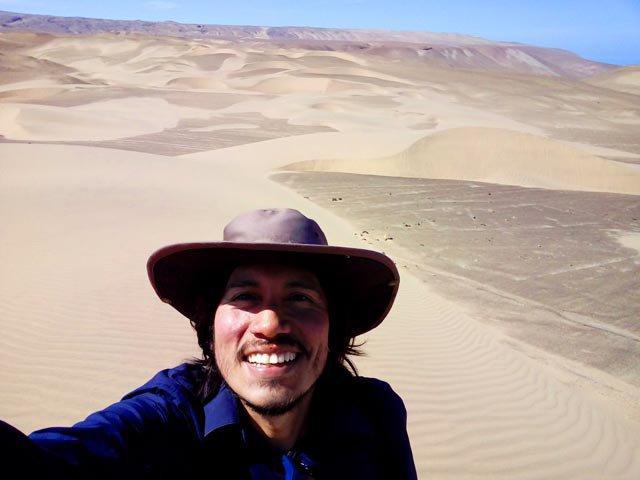 Ica. Desiertos y cañones junto al mar ~ Guitarra Viajera