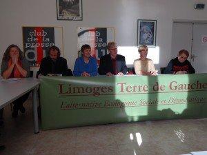 Limoges Terre de Gauche: l'Alternative écologique, sociale et démocratique » Le Parti de Gauche de la Haute-Vienne