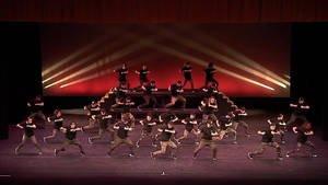 Habituée des shows millimétrés, la troupe de danseurs The Company a livré sur scène une performance à la mesure de...