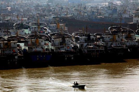 Comment la pêche chinoise pille les océans de la planète
