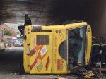 Maroc - Settat - Deux autocars se percutent 16/11/2011 - Autocars Accidents - de Nabiquo - 2012