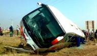 Meknès: 3 morts et 12 blessés dans le renversement d'un autocar