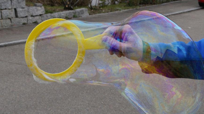 Verbalisé à Perpignan pour avoir fait des bulles de savon