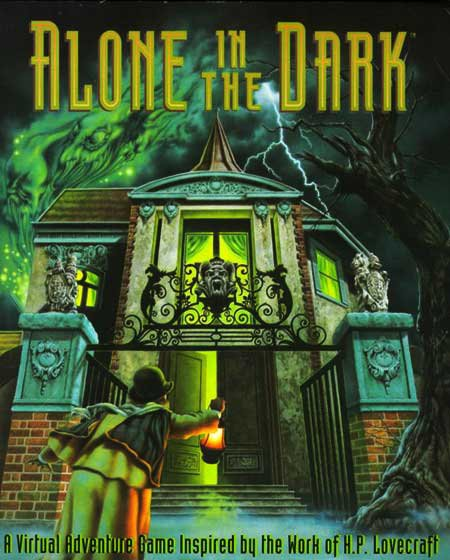 [RT] Alone in the Dark - 1992 - PC