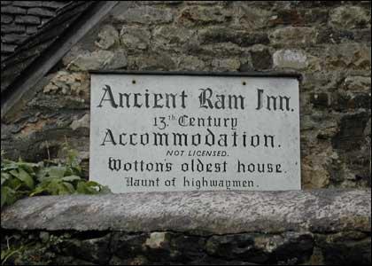 L'hôtel de Ram Inn - Fais moi peur, le blog des histoires étranges