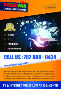 Vegas Wifi Communications ( Las Vegas, NV ) | Classifieds4me.com