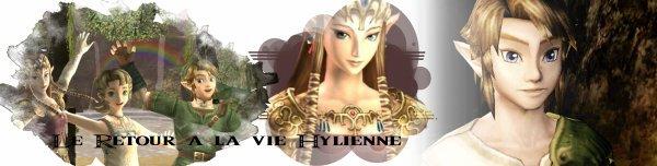 Le Retour des Ombres : Chapitre 1 : Le Retour a la vie Hylienne