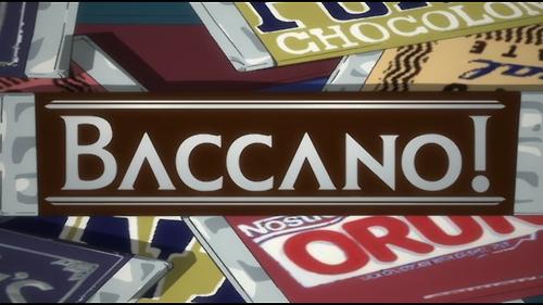 Screenshots Baccano !