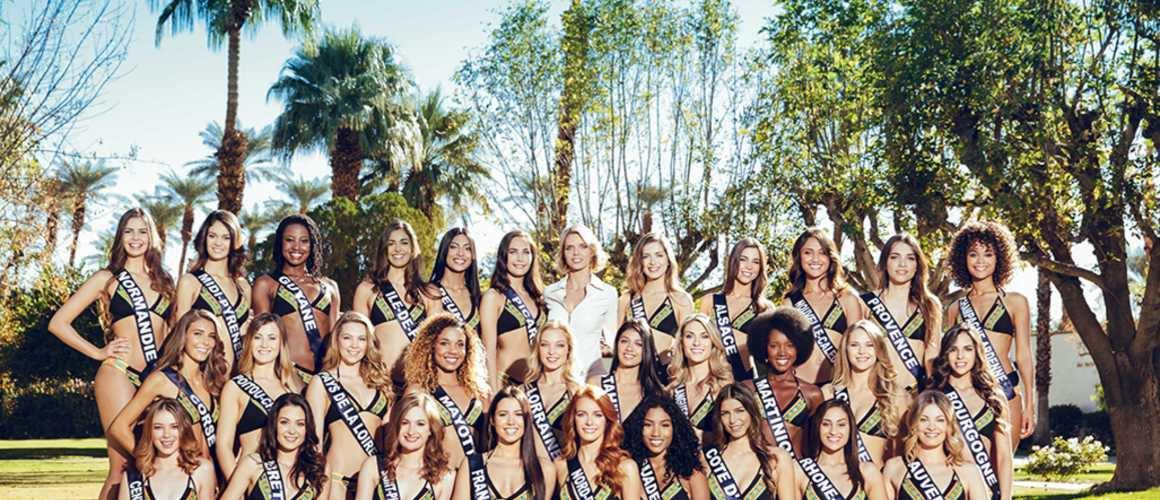 Miss France 2018 : découvrez les 30 candidates en maillot de bain