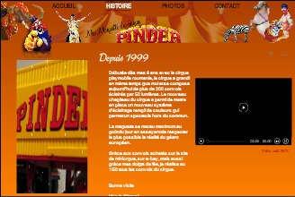 Maquette cirque Pinder au 1.50ème | Wix.com