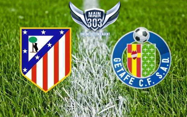 Prediksi Pertandingan ATLÉTICO MADRID VS GETAFE World Cup R