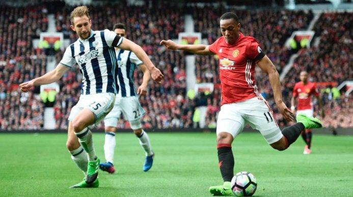 West Bromwich Akan Melawan Manchester United Di Pekan ke 18