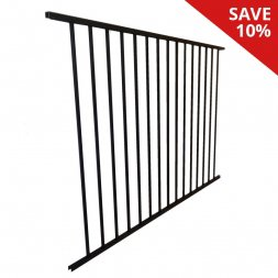 Avail Standard Residential Aluminum Fence at Best Prices