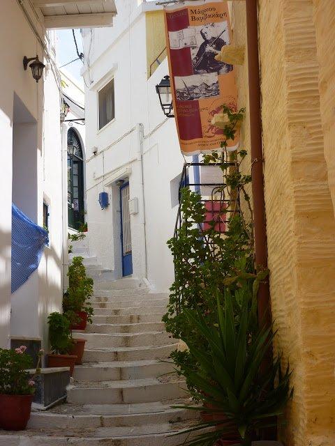Rebético et bouzouki chantent Syros : dédicace à l'amicale d'Afasyr