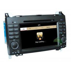 Auto DVD Player GPS Navigationssystem für Mercedes-Benz B-Klasse W245(2004 2005 2006 2007 2008 2009 2010 2011 2012)