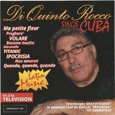 Di Quinto Rocco Nouvel ALBUM 2014 SINGS CUBA