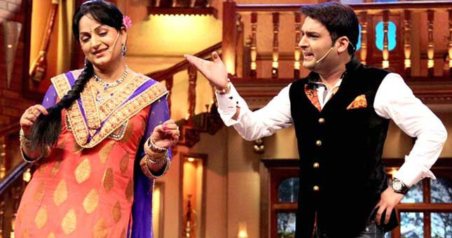 Golden bhai will marry bua in Comedy nights